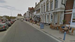 The Esplanade, Weymouth