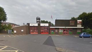 Wednesbury community fire station