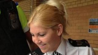 Sarjant Louise Lucas