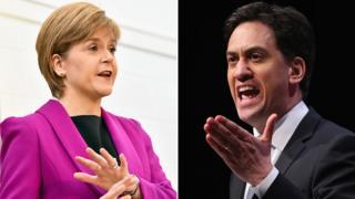 Sturgeon and Miliband
