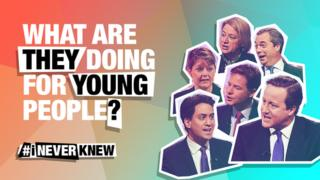 Find out what the main parties standing in Wales are saying they'll do for young people...