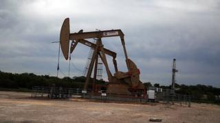 an oil pump in US