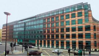 BNY Mellon European HQ