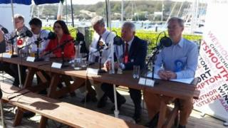 Isle of Wight election candidates