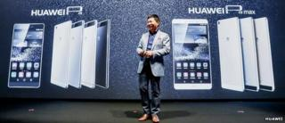 Huawei P8 phones