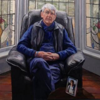 David Rogers portrait