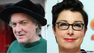 James May/Sue Perkins