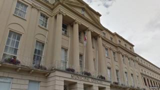 Cheltenham Borough Council HQ