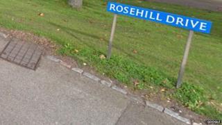 Rosehill Drive