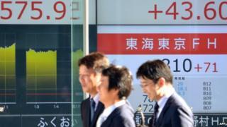 Japanese shares