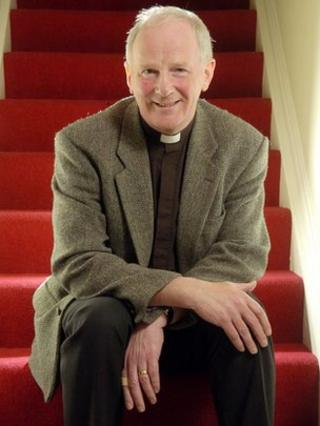 The Reverend Peter Quinnell
