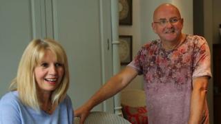 Rhian a Cefin Roberts: Sylfaenwyr Ysgol Berfformio Glanaethwy