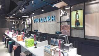 Primark store fitted out by Havelock