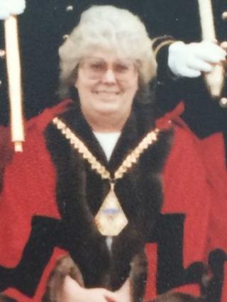 Sheila May Thorpe