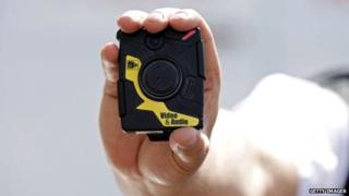 A body camera