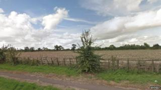 Great Haddon development site