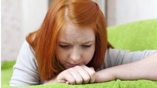Distress in teenage girls