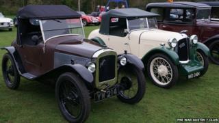 Austin 7 cars