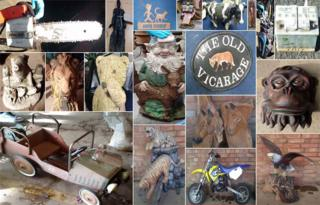 Items believed to have been stolen from Daventry and south Northamptonshire
