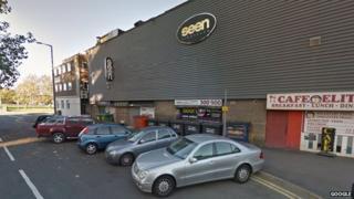 Seen nightclub, Harlow