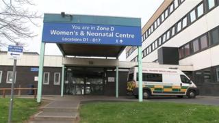 New Cross Hospital, Wolverhampton