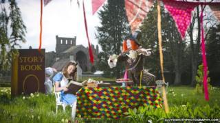 Book festival launch