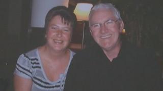 Paula and Dennis Palmer