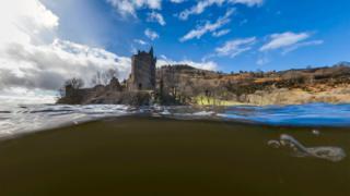 Loch Ness Street View