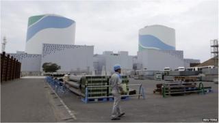 Sendai power plant in Satsumasendai, Japan (file image)