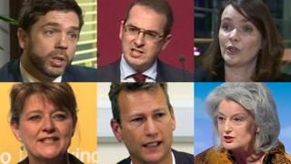 Welsh leaders who will take part in the ITV Wales election debate