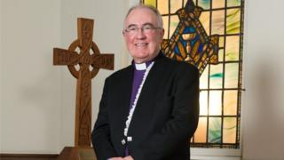 The Reverend Dr Angus Morrison