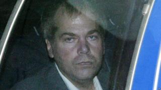 Archive photo of John Hinckley Jr taken in 2003