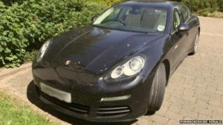 Porsche, Pembs council loan