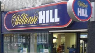 William Hill shop