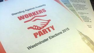 Workers Party manifesto