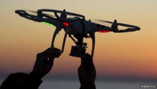 London airport police to use surveillance drones