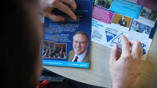 Election materials claiming a 60% increase in unemployment