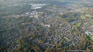Whitehill and Bordon
