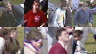 Hillsborough witnesses identified