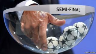 Semi-Final draw