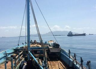arriving in Aden