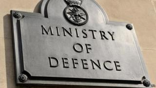 Proceedings have been issued against the Ministry of Defence and General Sir Frank Kitson