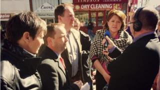 Basingstoke election candidates