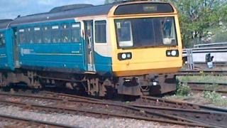Derailed train has closed the line between Ninian Park station and Cardiff Central