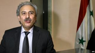 Louay Hussein (3 March 2015)