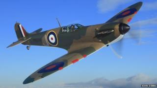 Mark I Spitfire