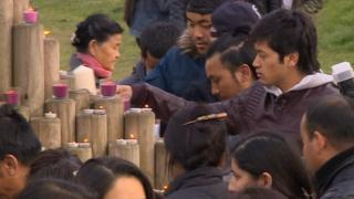 Cheriton Nepal vigil