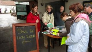 Campaign to save the theatre