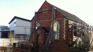Rehoboth Baptist Chapel