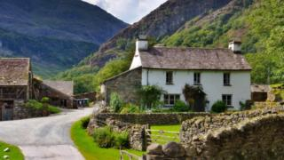 house in lake district